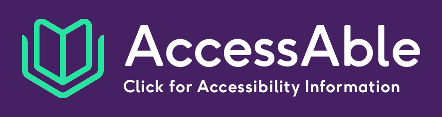 AccessAble Logo - Click for Accessibility Information