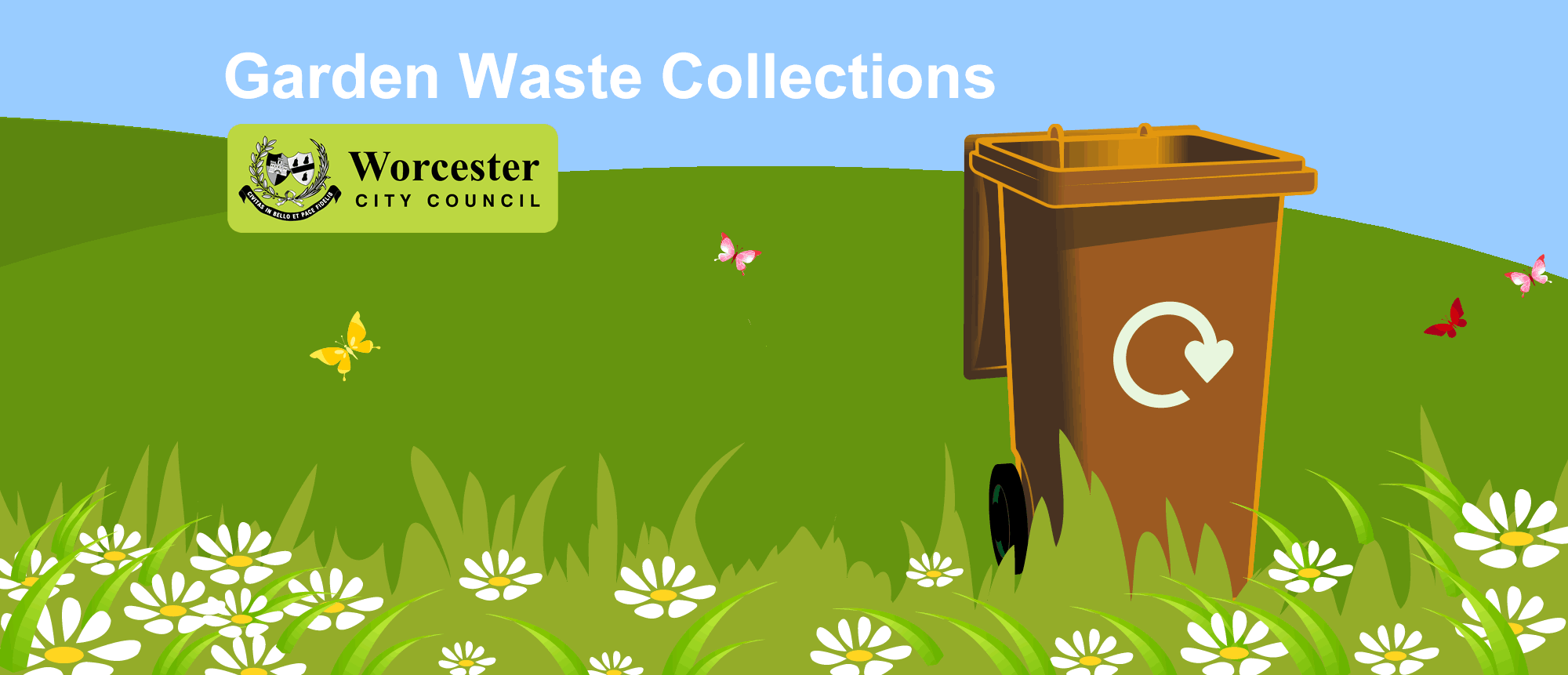 Garden Waste Collections Graphic