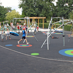 Which play areas are open?