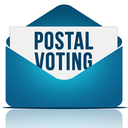 Not had your postal vote papers? Contact us!