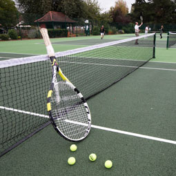 New tennis courts open in Worcester
