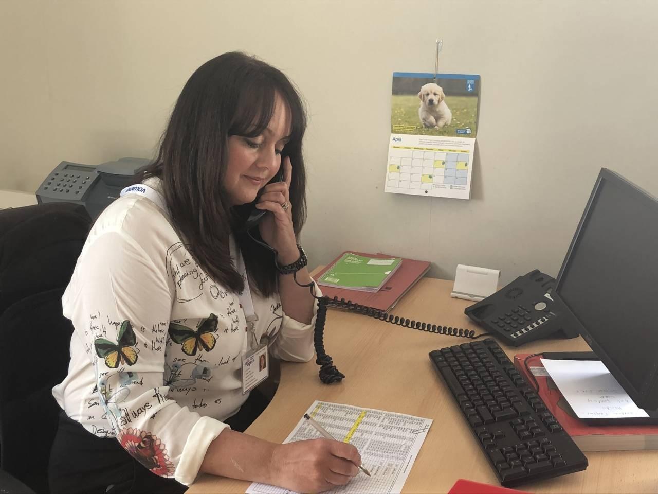Age-UK-Worcester-volunteer-Esther-Humphries