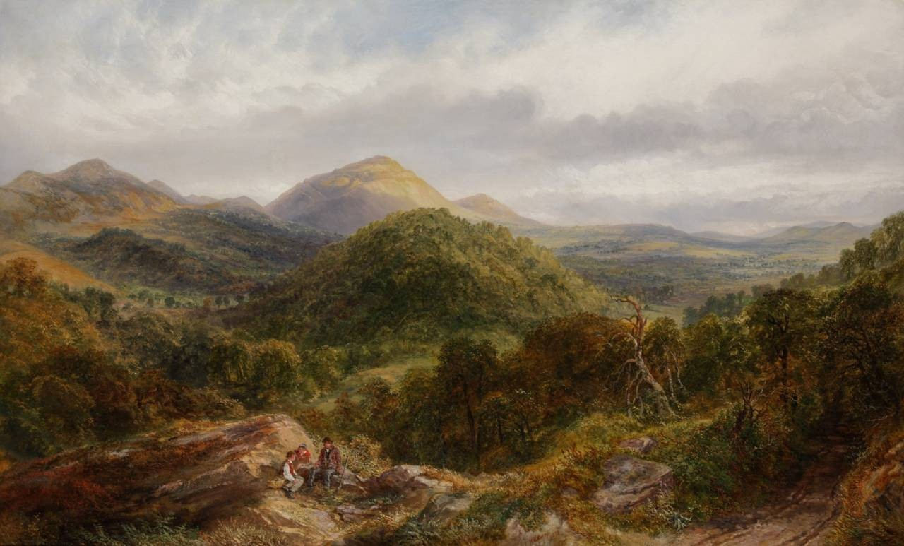 HH-Lines-The-British-Camp-and-Herefordshire-Beacon-1872-medium-sized
