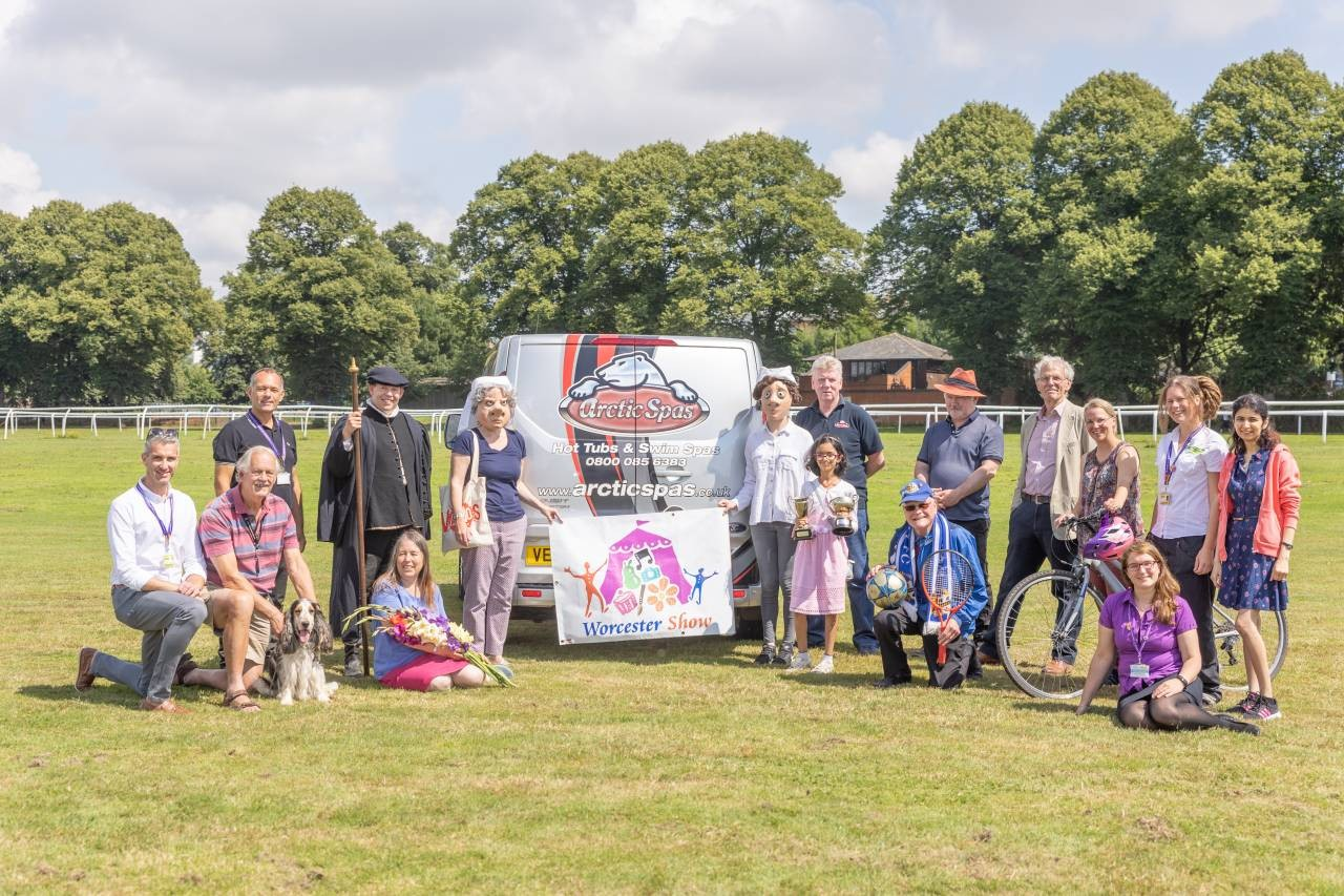 The Worcester Show will take place at Pitchcroft on 15 August 2021