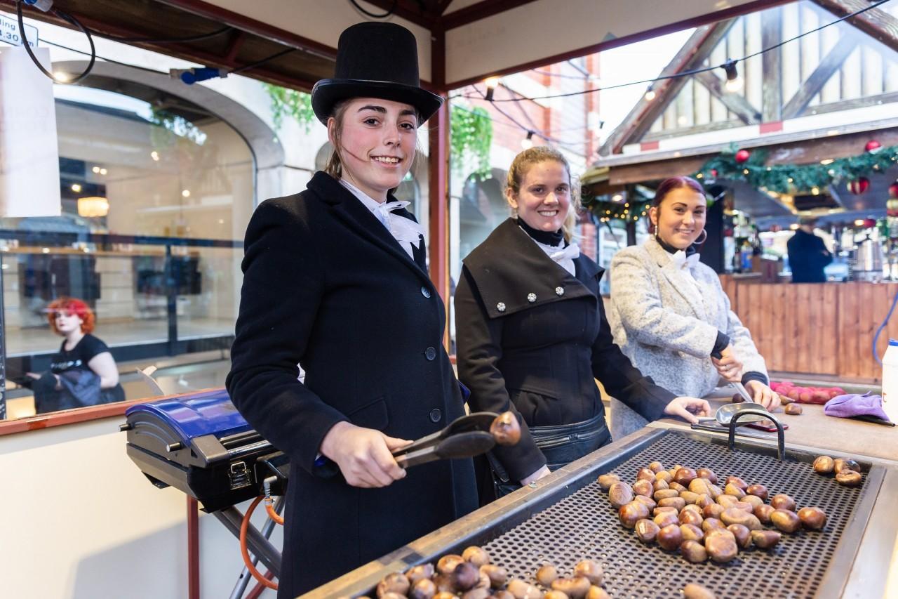 Victorian-Christmas-Fayre---roast-chestnuts