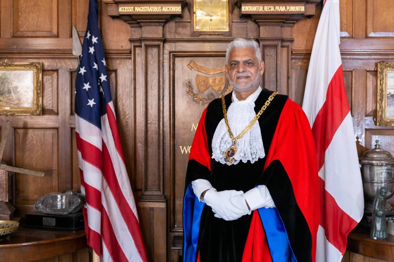 Mayor of Worcester, Allah Ditta