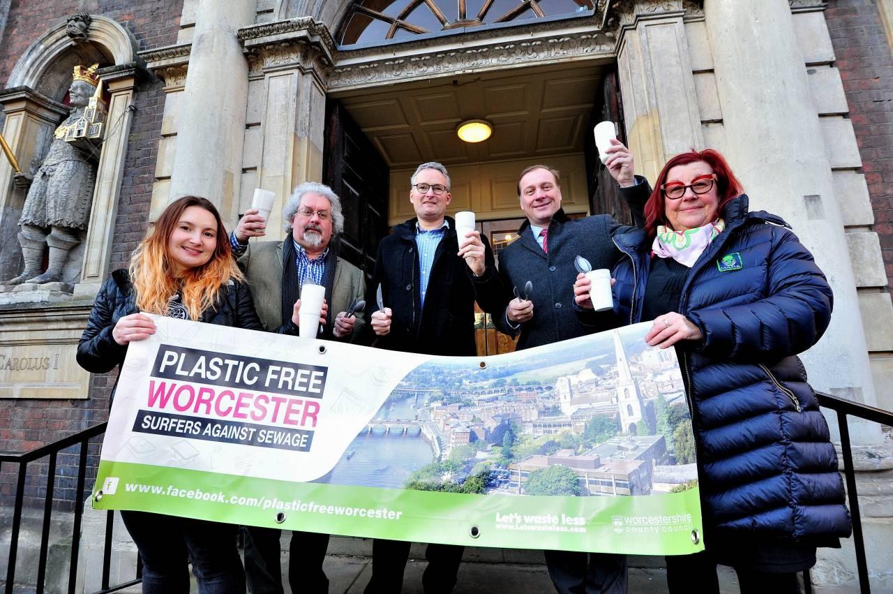Plastic Free Worcester