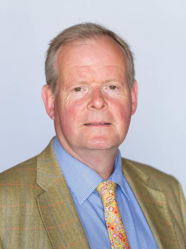 Councillor Stuart Denlegh-Maxwell