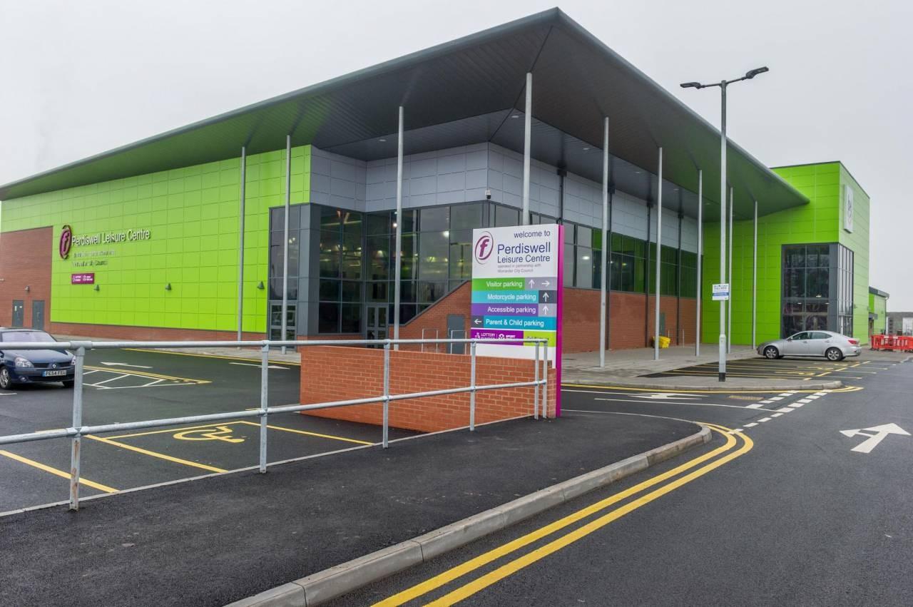 Perdiswell Leisure Centre